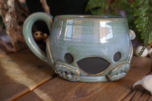 Happy Crab Mug