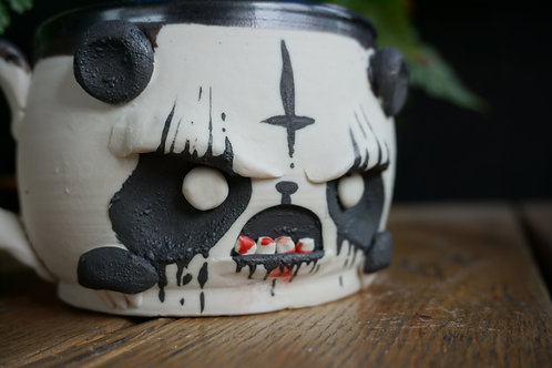 Angry Death Panda mug (Large)