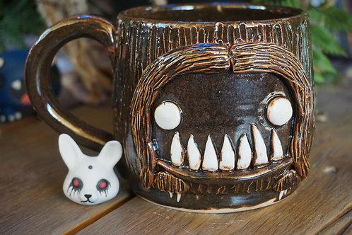Sasquatch Mug Large