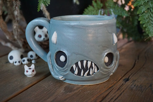 Sleep/COVID Demon Mug