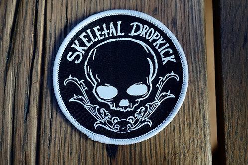 Skeletal Dropkick Logo Patch