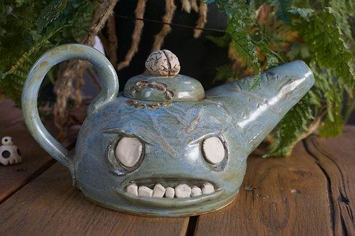Zombie Teapot