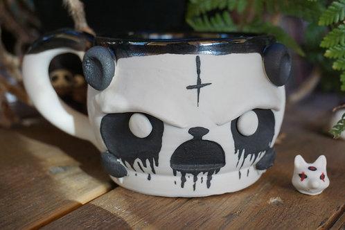 Angry Death Panda mug