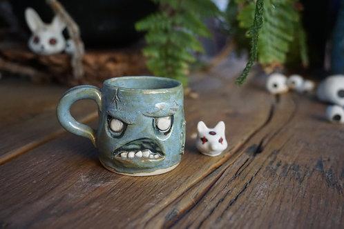 Zombie Mini Mug