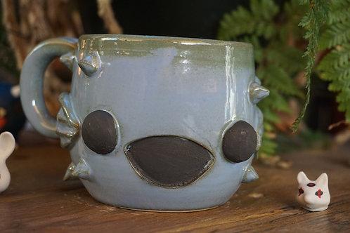 Happy Fugu Fish Mug