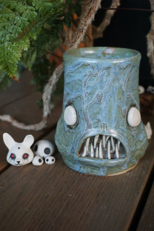 Creature From The Black Lagoon Tumbler