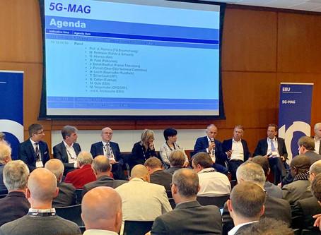 5G-MAG launched at IBC2019