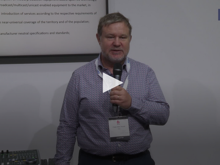 5G-MAG: a short introduction (from EBU booth at IBC2019)