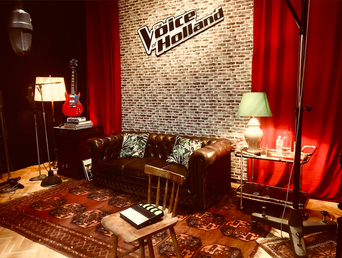 THE VOICE OF HOLLAND VR