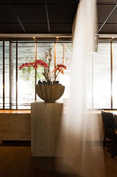 Interieurbouw Restaurant