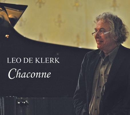 Eerste pers resonans cd-single 'Chaconne'