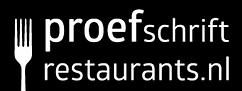 Proefschrift Restaurants | TOV