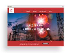Red's Path   Training & Coaching