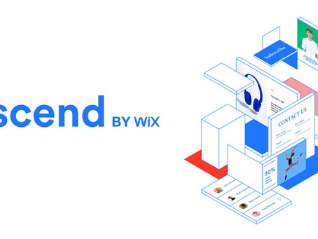 Ascend by Wix, wat is het en wat kun je ermee?