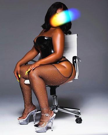Black Mistress in London