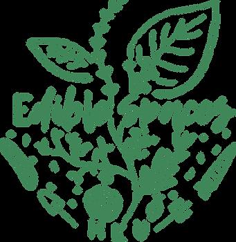 Logo of HKU Edible Spaces