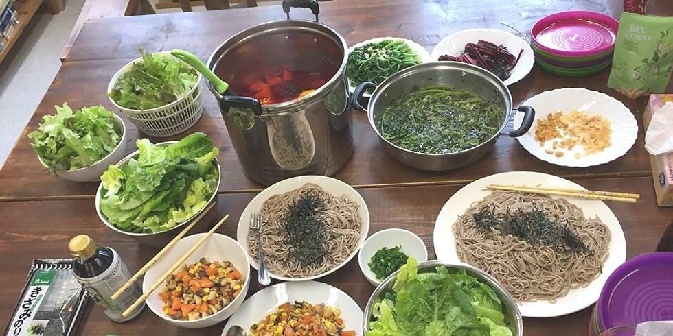 Harvest Lunch | Nov