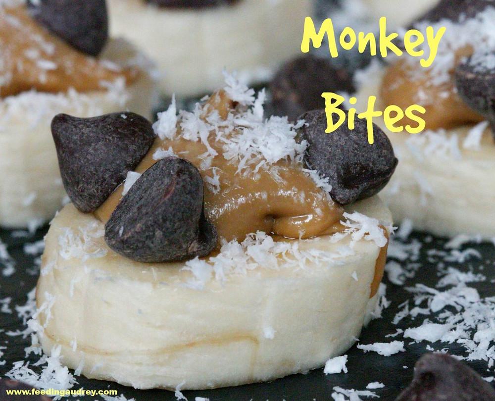 Monkey Bites www.redkitchenette.com
