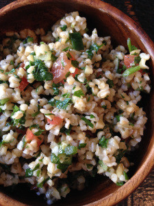 Recipe: Teeny Tiny Tabouli
