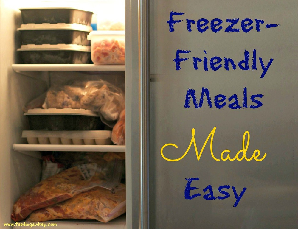 Freezer-Friendly Meals Made Easy  www.redkitchenette.com
