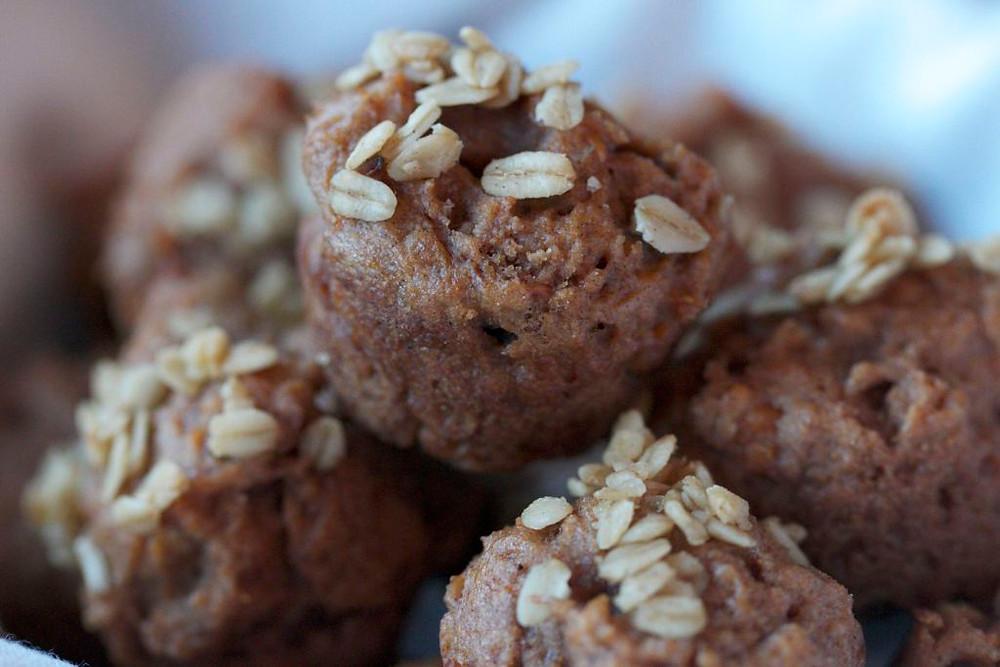Cinnamon Sweet Potato Muffin