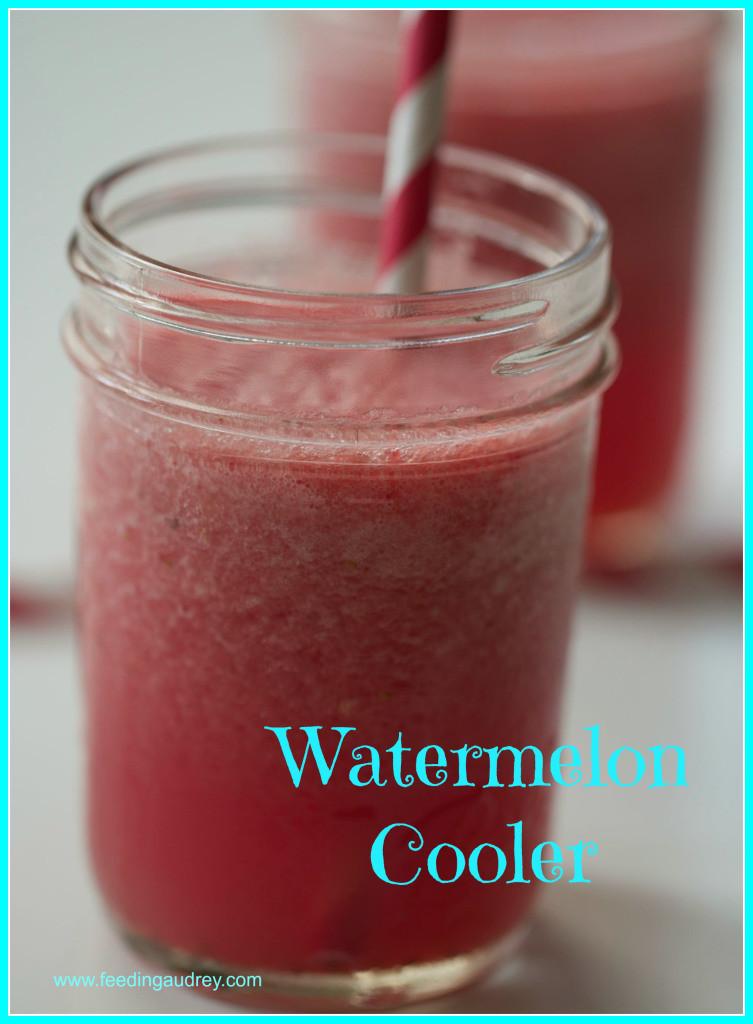Watermelon Cooler 2