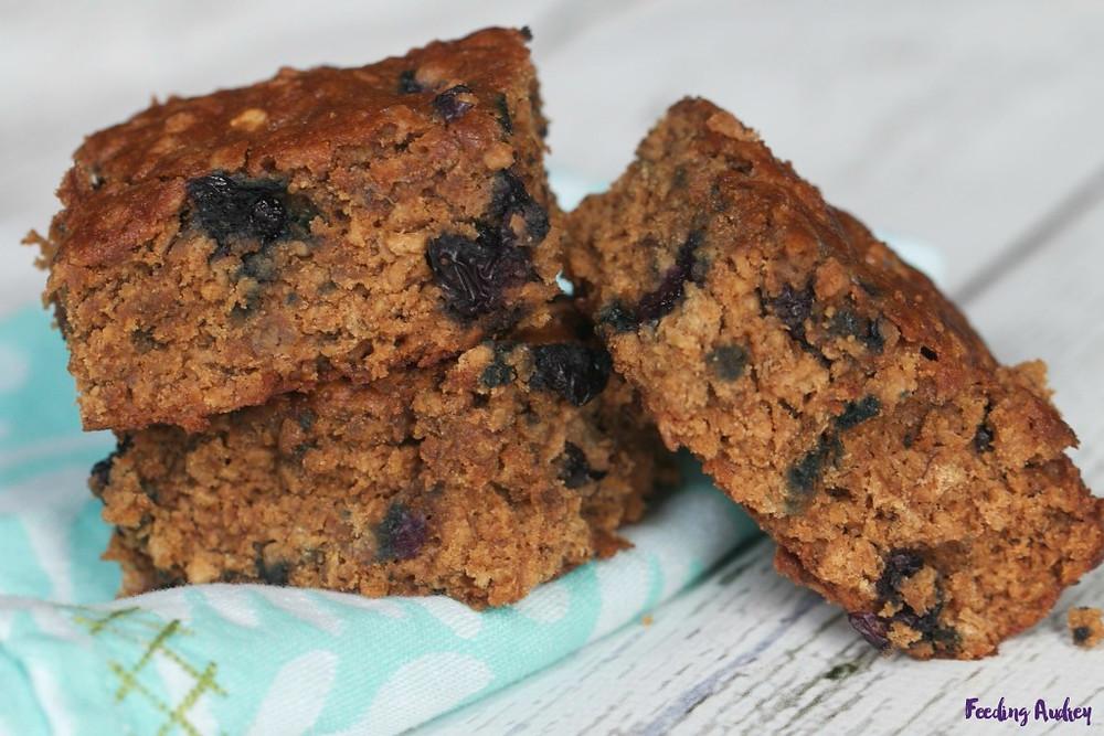 blueberry breakfast bread www.redkitchenette.com