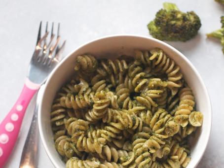Roasted Broccoli Pesto