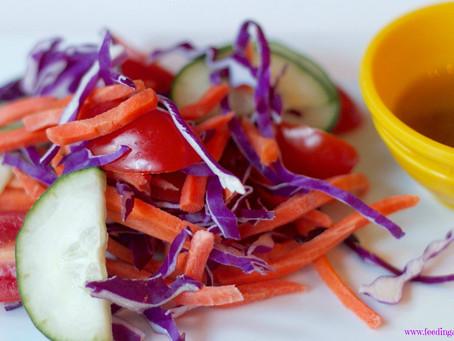 Little Hand Salad