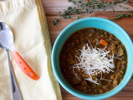 Cozy Lentil Soup