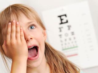 Ambliopia, trattabile solo nell'infanzia?  I recenti studi