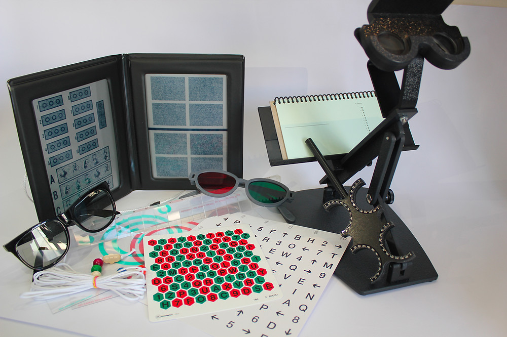 Visual Training Optometrico
