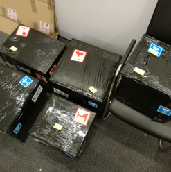 Bezpieczne i solidne pakowanie