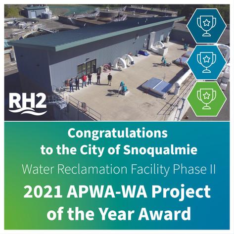 2021 APWA-WA Project of the Year