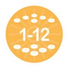 Grundsalze 1-12 gemischt als Tabletten