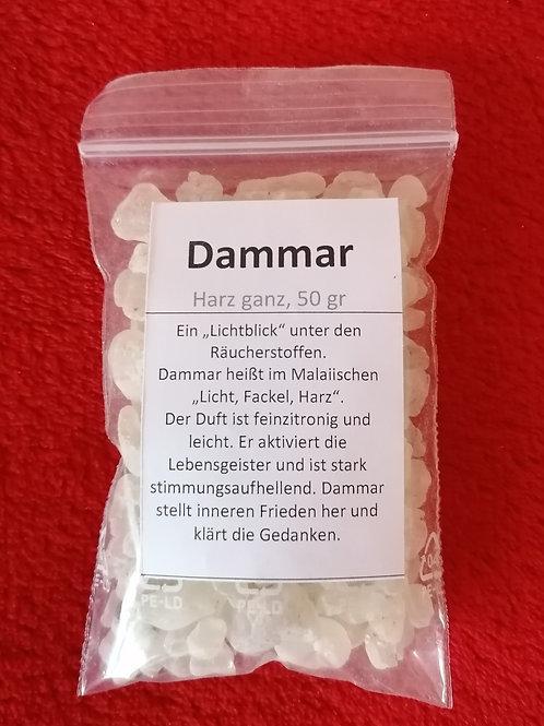 Dammarharz - Produktdatenblatt