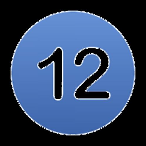 Calciumsulfat 12