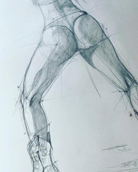 Cowgirl Legs