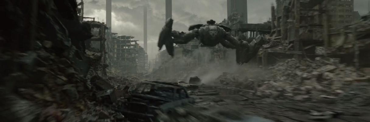 Terminator Dark Fate. Effects Artist