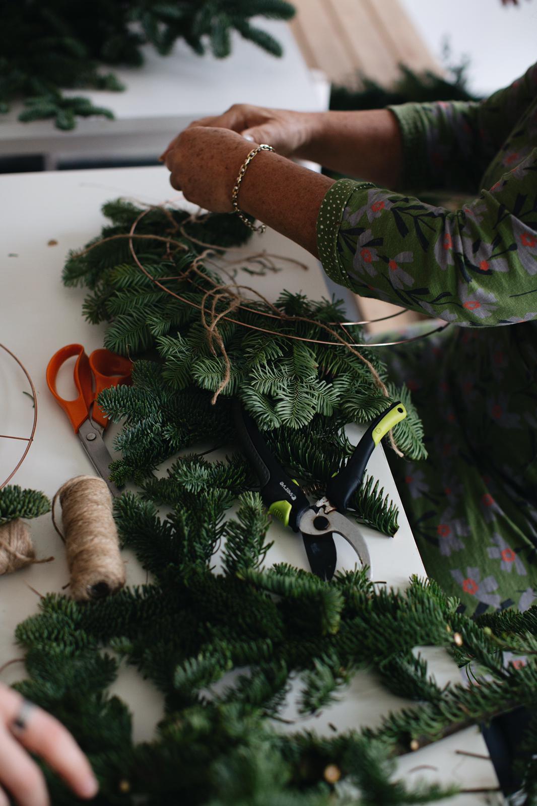 Winter Wreaths - December 4th - Online