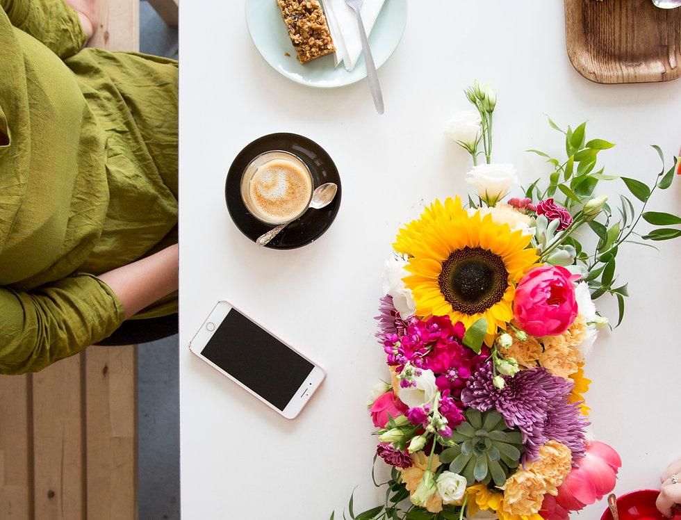 Floral Centrepiece - Sept 3