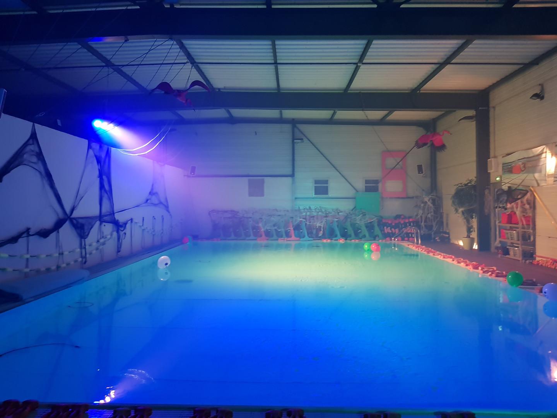 Soirée Halloween 2017, Aquagym, Aquabike à Kalineo Saint Pierre du Perray