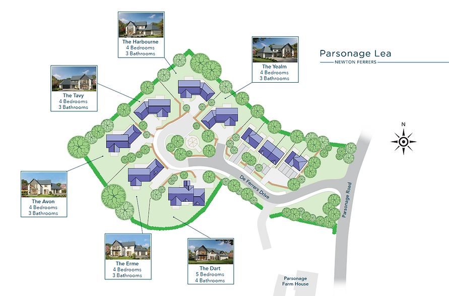 Parsonage Lea site map.PNG