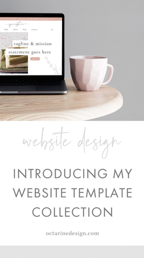 Introducing my Website Template Collection