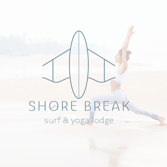 Shore Break brand design