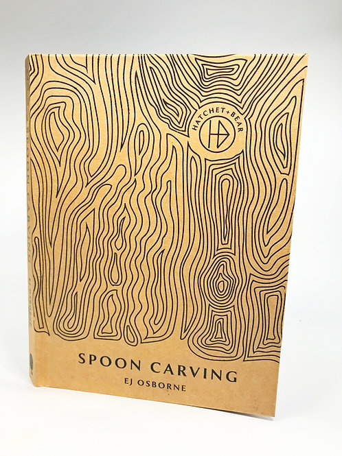 Spoon Carving Book