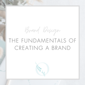 The fundamentals of creating a brand for your business