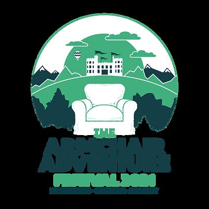 Armchair Adventure Festival logo