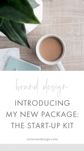 Introducing my new package: The Start-Up Kit