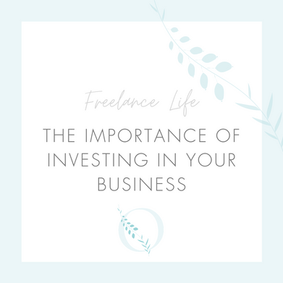 The importance of investing in your business